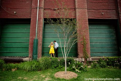 Green Door Kitchener by Distillery District Engagement Photos Sasa And Kasia