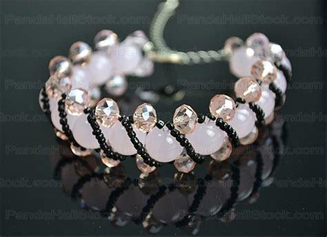 how to make beaded jewelry bracelets bracelet on how to make a bead