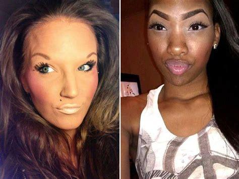 imagenes mujeres nacas 15 mujeres que tienen cejas perfectas