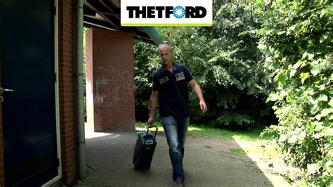 How To Use A Thetford Toilet by Thetford How To Use The Thetford Cassette Toilet Youtube