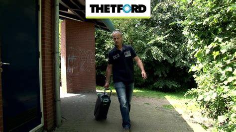 how to use a thetford toilet thetford how to use the thetford cassette toilet youtube