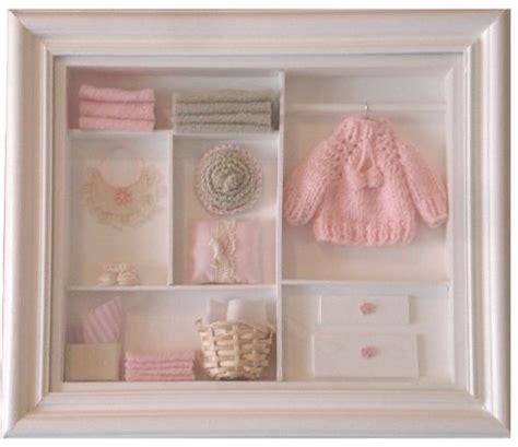 cuadros miniatura  bebes como organizar la casa