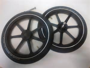 Trailer Tires 16 Inch Rims Bicycle Trailer Wheels 16 Inch Plastic Parts Busybike