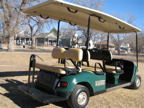 passenger shuttle master quality carts  southern colorados