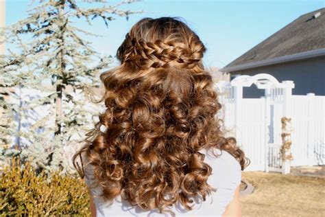 cute hairstyles no heat curls sock curls no heat curls hairstyles cute girls hairstyles