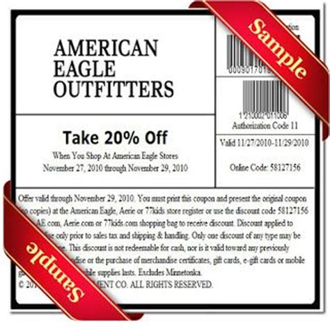 american printable grocery coupons american eagle printable coupon december 2016 eagles and