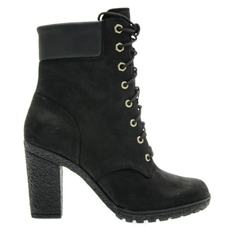 womens black timberland boots buy timberland womens black earthkeepers 174 glancy boots at