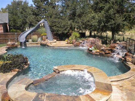 Backyard Pools In Ar Concrete Pool Construction Arkansas Pool Contractor