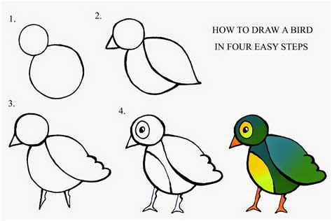 drawing birds learn to 1600583407 double headed shart attack drawing practice let s learn to draw a bird