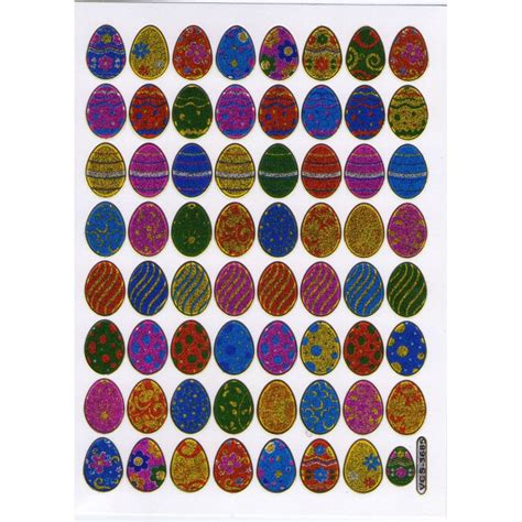 Egg Stickers