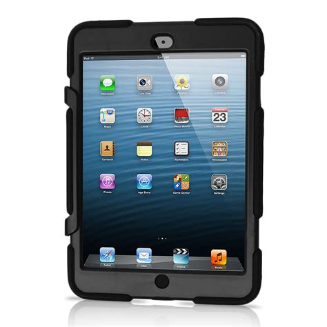 rugged mini cases new griffin survivor tough rugged cover for apple