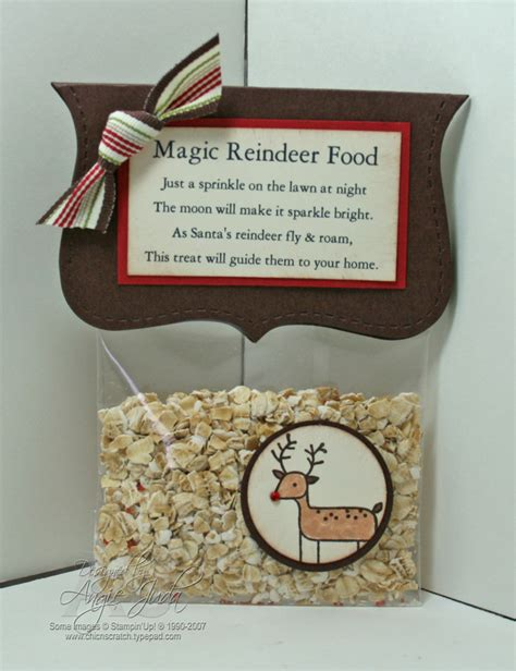 reindeer food craft project reindeer food chic n scratch