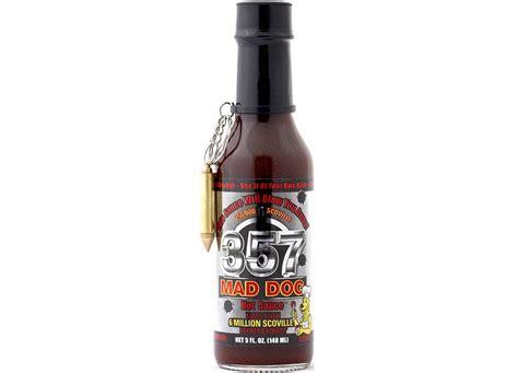 mad 357 scoville mad 357 silver sauce 750k scoville units