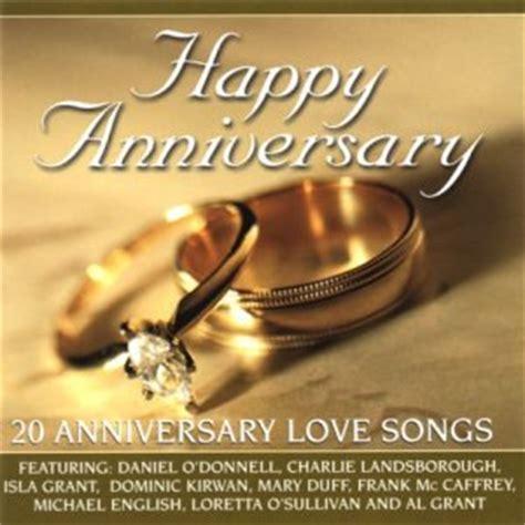 wedding anniversary audio songs various artists happy anniversary