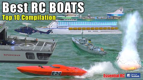 best radio controlled boats best top 10 radio controlled rc ships and boats youtube