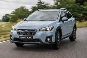 Subaru Xv New Subaru Xv 2018 Review Auto Express