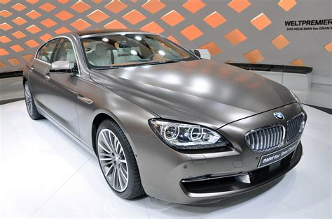 bmw  series gran coupe finally shows  autoblog