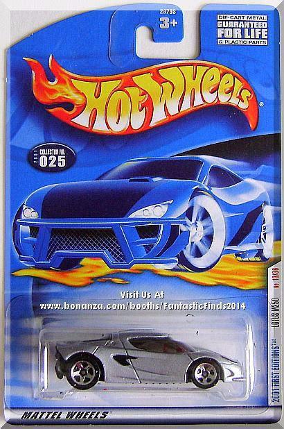 Hotwheels Lotus M250 wheels lotus m250 2001 editions 13 36 collector 025 silver contemporary