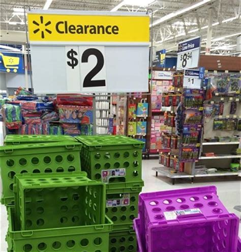 walmart crates colorful storage crates only 2 at walmart