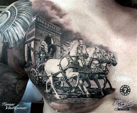 gladiator film tattoo 40 valiant gladiator tattoo designs