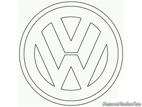 Automarken Logos Zum Ausmalen by Volkswagen Logo Sketch Coloring Page