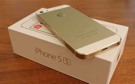 gold iphone 5s unboxing and setup hd