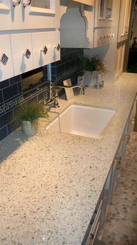 Recycled Glass Countertops Houston by 25 Best Ideas About Recycled Glass Countertops On