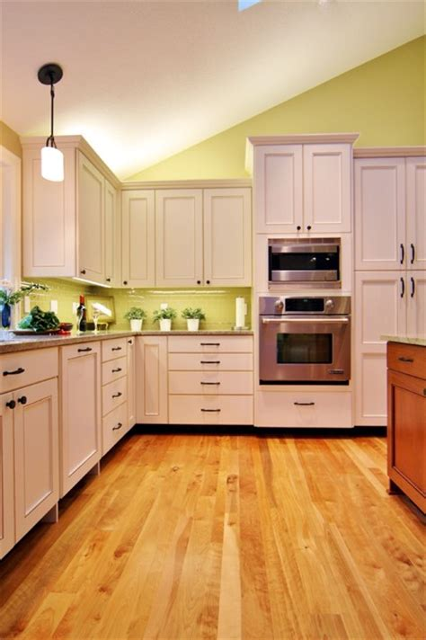 kitchen cabinets lighting ideas above cabinet lighting traditional kitchen portland