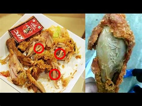 Made Egg Wormer India Eg001 worms found in kfc chicken in china rat in subway