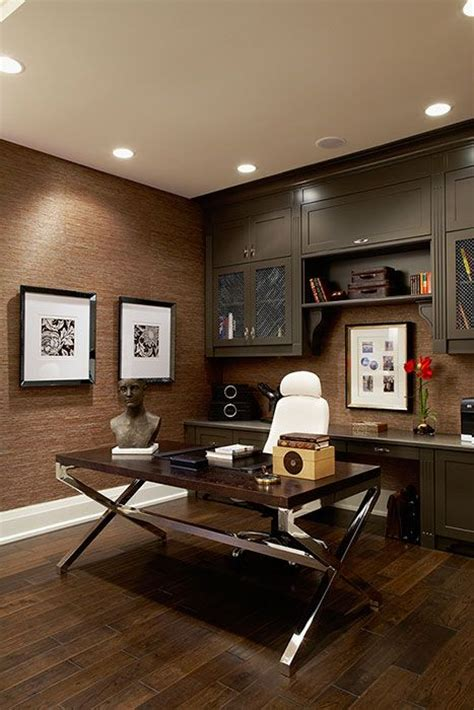 25 best ideas about masculine office on masculine office decor masculine room and