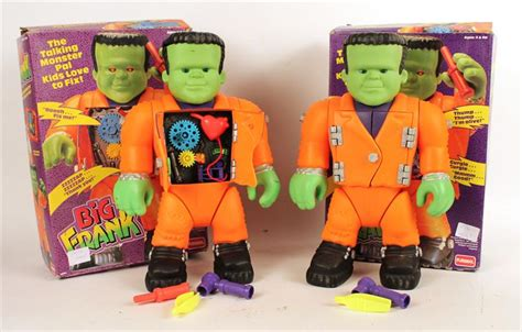 Furniture Auctions igavel auctions two vintage frankenstein big frank