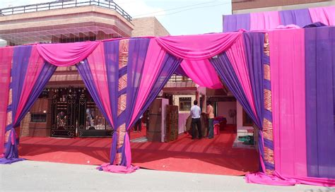 about decoration lucky tent house