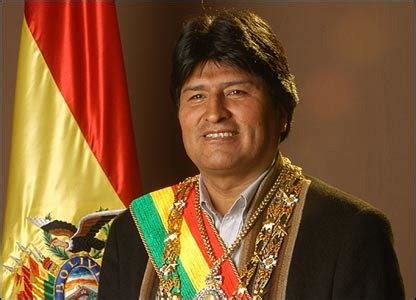 evo morales bolivia s president highlights cuban cooperation in public