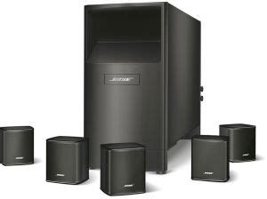 bose home theater speaker system acoustimass  series