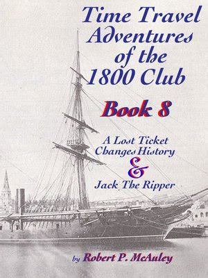 clockwise a time travel adventure books time travel adventures of the 1800 club book viii by