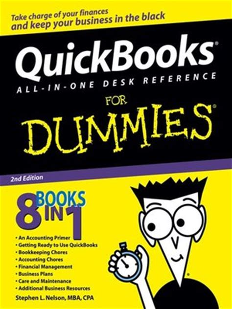 quickbooks 2018 all in one for dummies for dummies computer tech books quickbooks all in one desk reference for dummies by