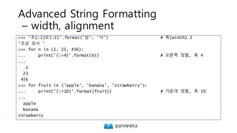 python string template python 표준 라이브러리