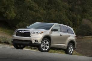 Toyota Highlander 2015 Pictures 2015 Toyota Highlander Review Ratings Specs Prices And