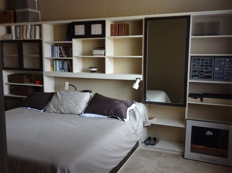 bedroom storage systems unique storage solutions eclectic bedroom denver by closet factory