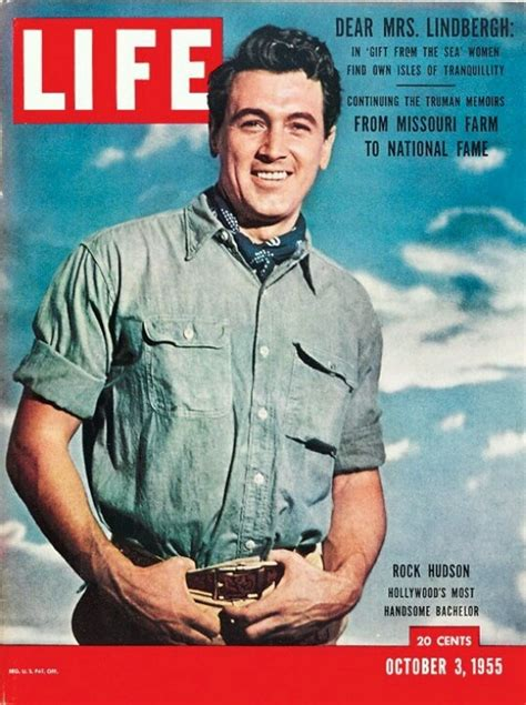 Hudson On The Cover Of Magazine by 17 Best Images About Rock Hudson On Post Rock
