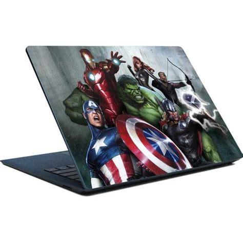 Avenger Note Book 30 marvel laptop skins 2018 edition