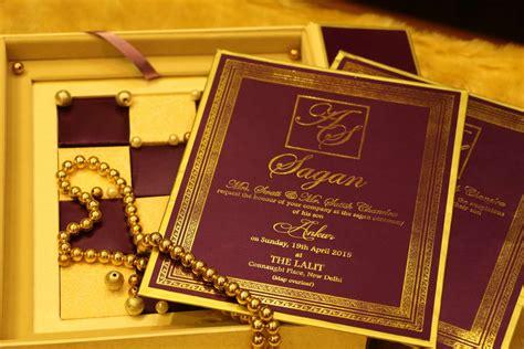 Wedding Card Luxury by Voguish Wedding Invitations 187 Designer Wedding Invitations