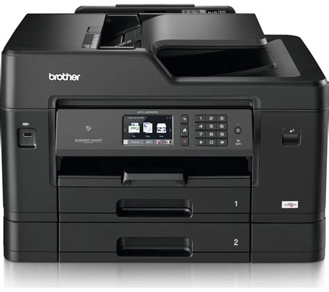 Printer A3 All In One mfcj6930dw all in one wireless a3 inkjet printer with fax deals pc world