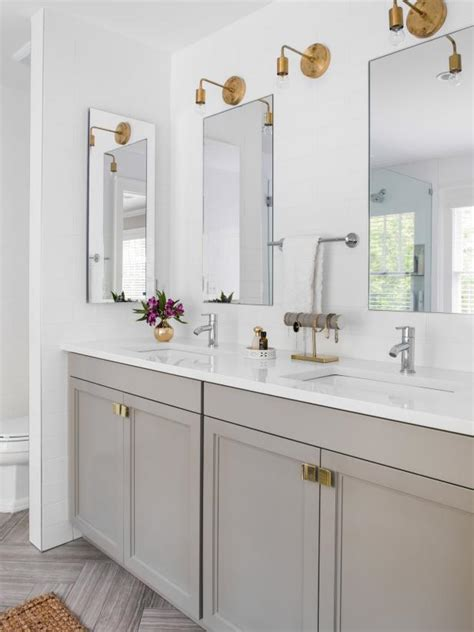 cheap bathroom countertops cheap ways to freshen up your bathroom countertop hgtv