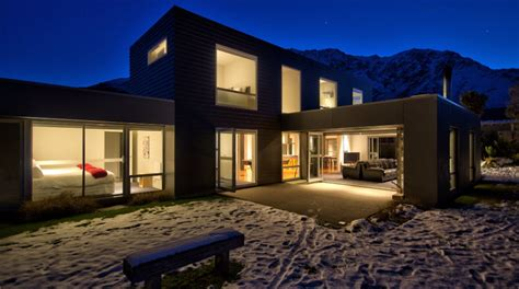 luxury homes queenstown new zealand villa queenstown apartment modern family