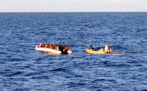how long from libya to italy by boat migrants strain ledusa migrant centers al jazeera america