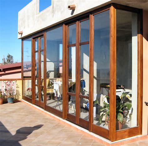 come costruire una veranda in legno fai da te verande in legno