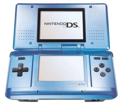 original nintendo console nintendo ds original blue console