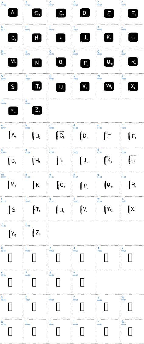 scrabble font generator scrabble schriftart scrabble font kostenlos