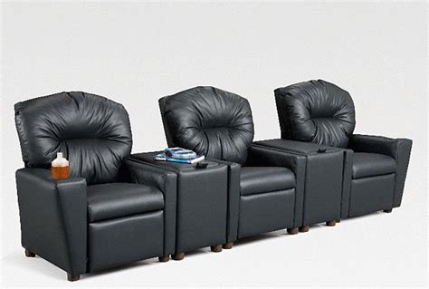 home cinema recliners kids home theater recliner stargate cinema